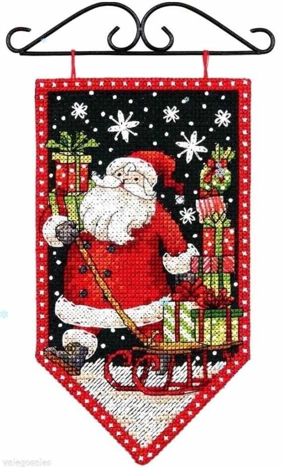 74136-DMS Winter Mini Banner
