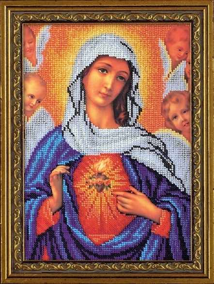 B-192 Дева Мария