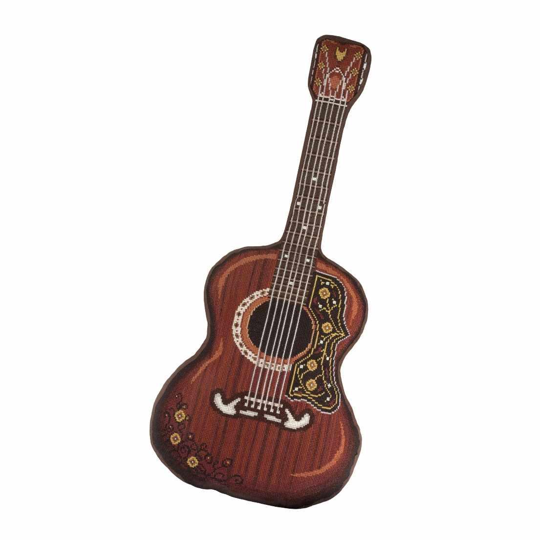 """ПД-7011 """"Подушка. Гитара"""""""