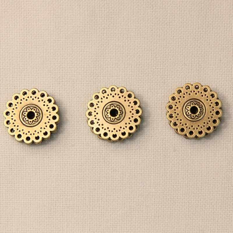 B-01 Пуговицы OB, 25mm, 3 шт