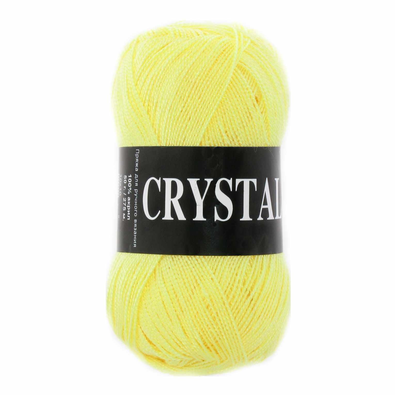 Пряжа VITA Crystal Цвет.5655 Желтый