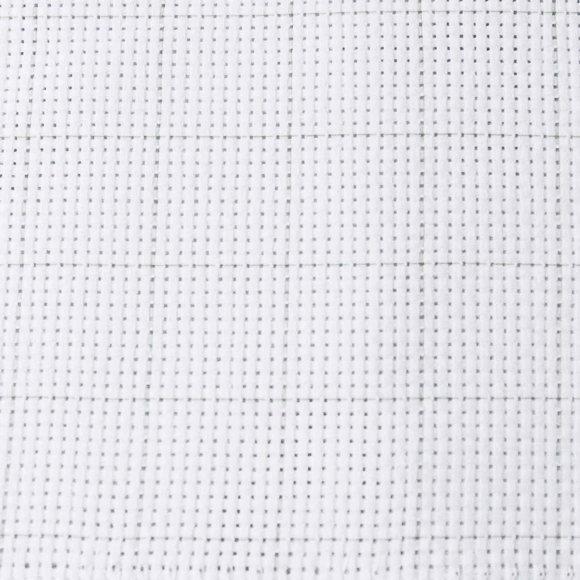 Канва Gamma К03R Аида белый в клетку шир. 150 11ct 45/10 кл.