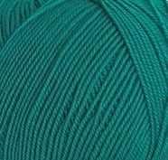 Пряжа Пехорка Австралийский меринос Цвет.335 Изумруд