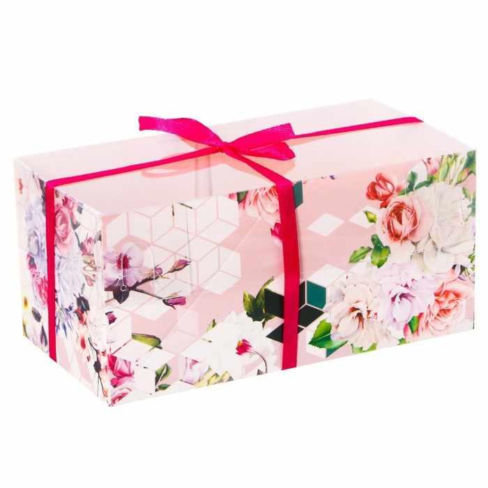 "2741901 Коробка для капкейка ""Шарм"""