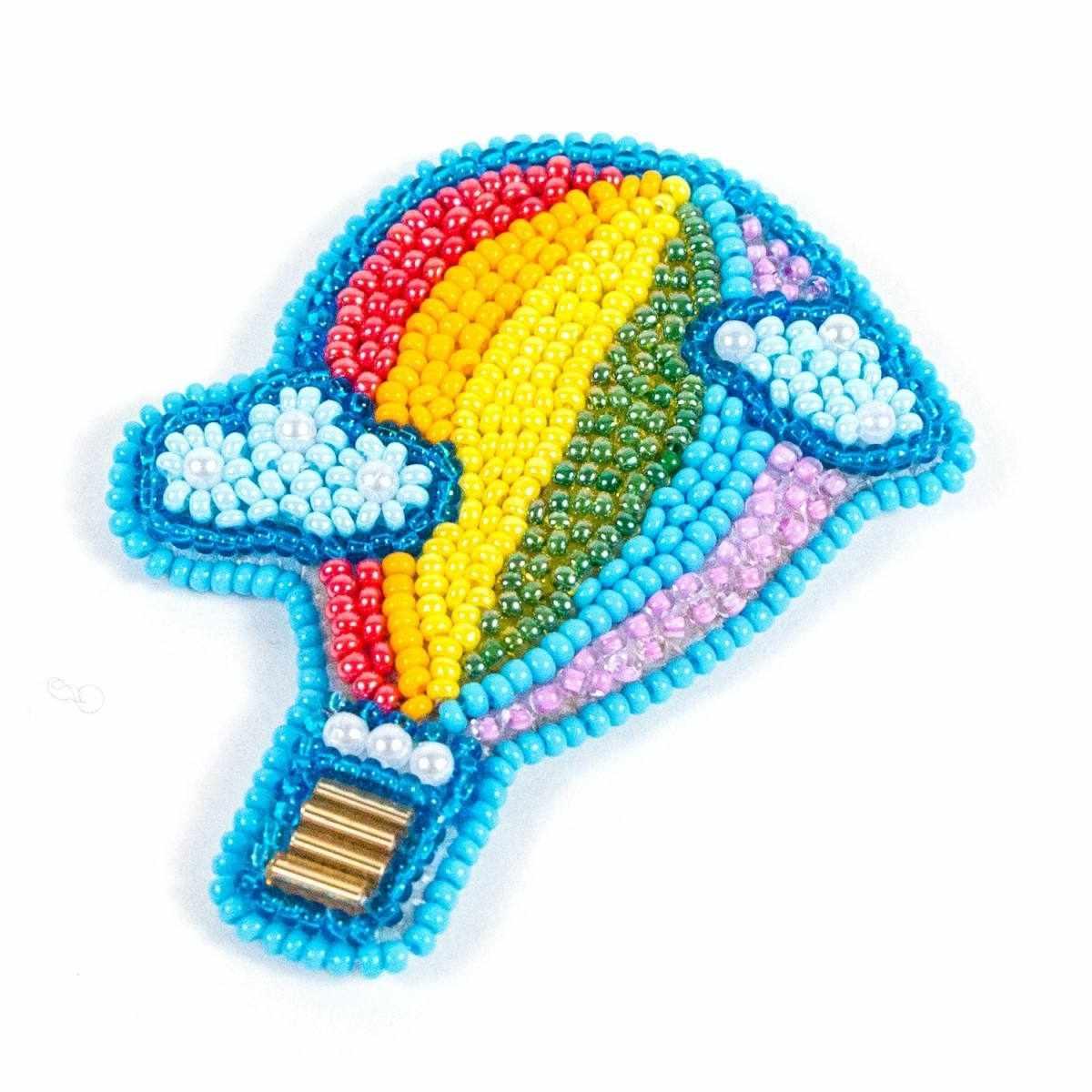 8455 Воздушный шар - набор для вышивания