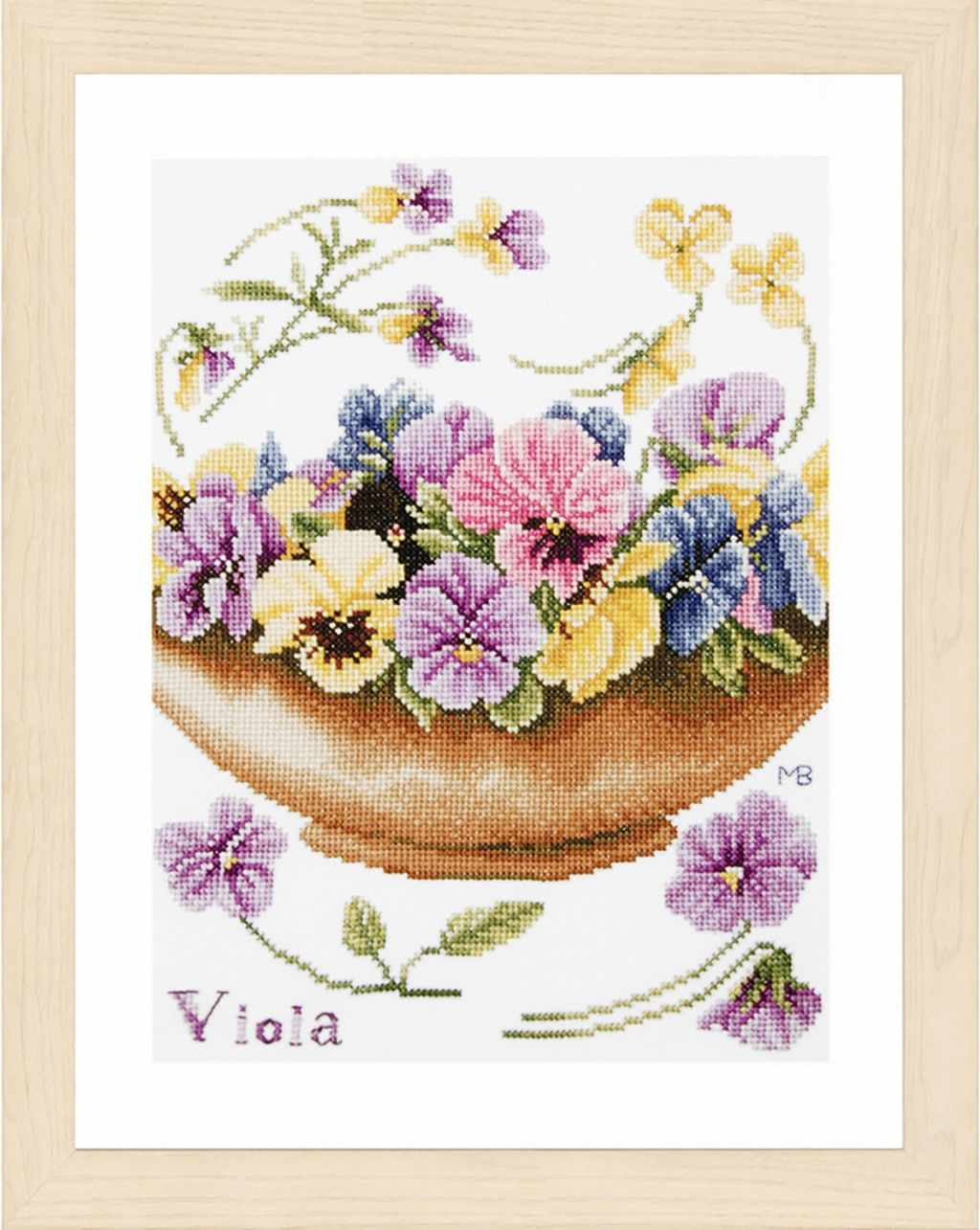 PN-0168600 Violets (Lanarte)