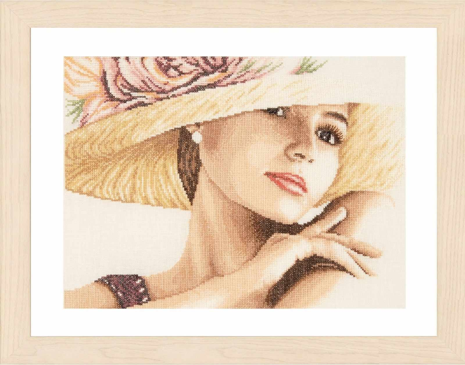 PN-0168602 Lady with Hat