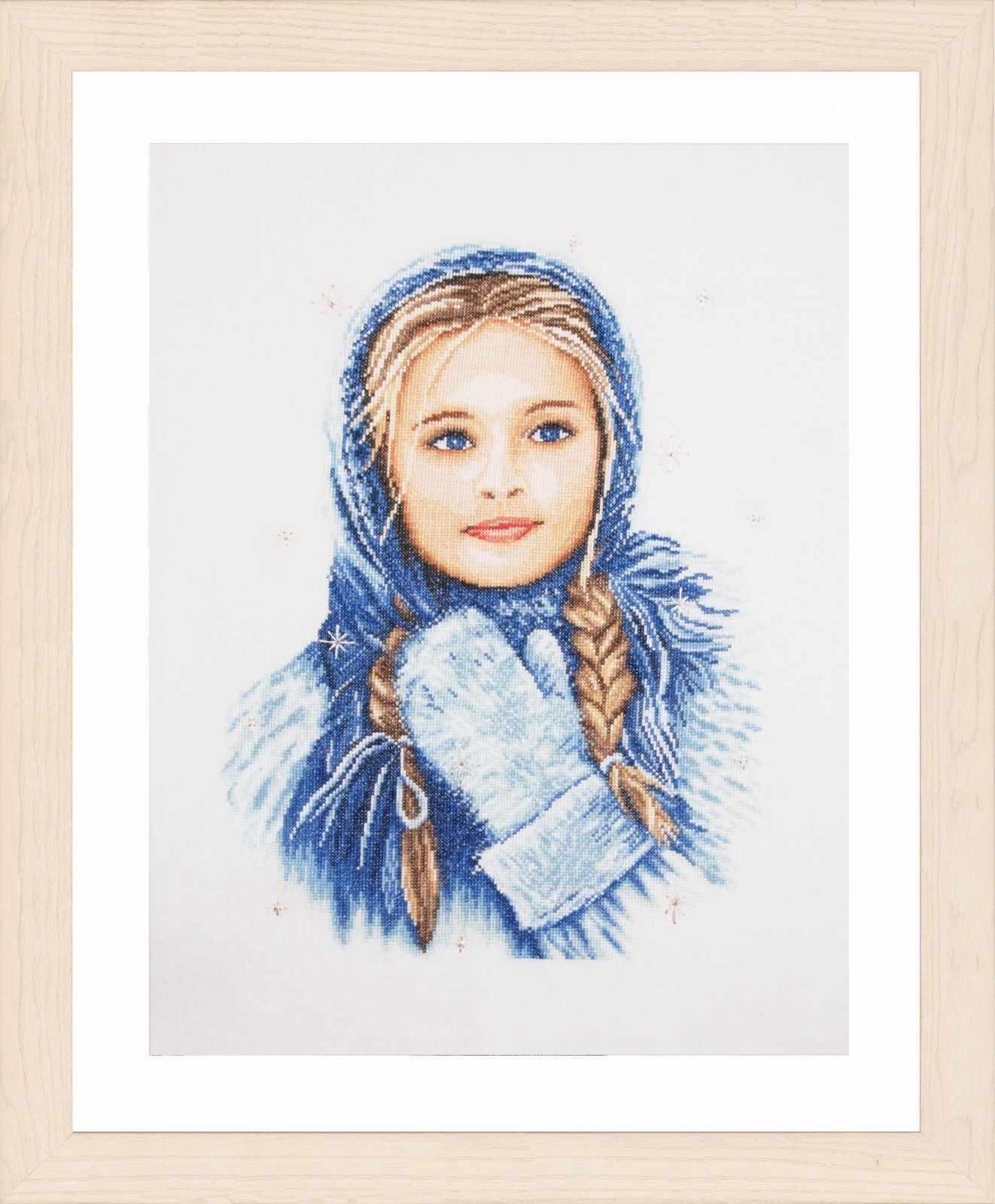 PN-0169674 Winter Girl (Lanarte)