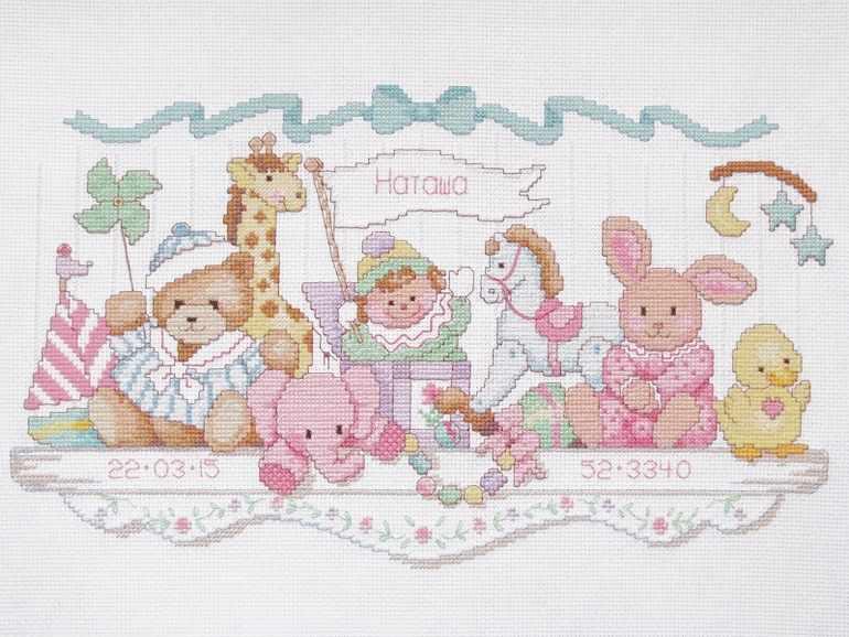3729-DMS Полочка с игрушками