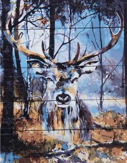 WS038 Сказочный олень