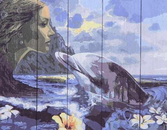 WS045 Морская идиллия