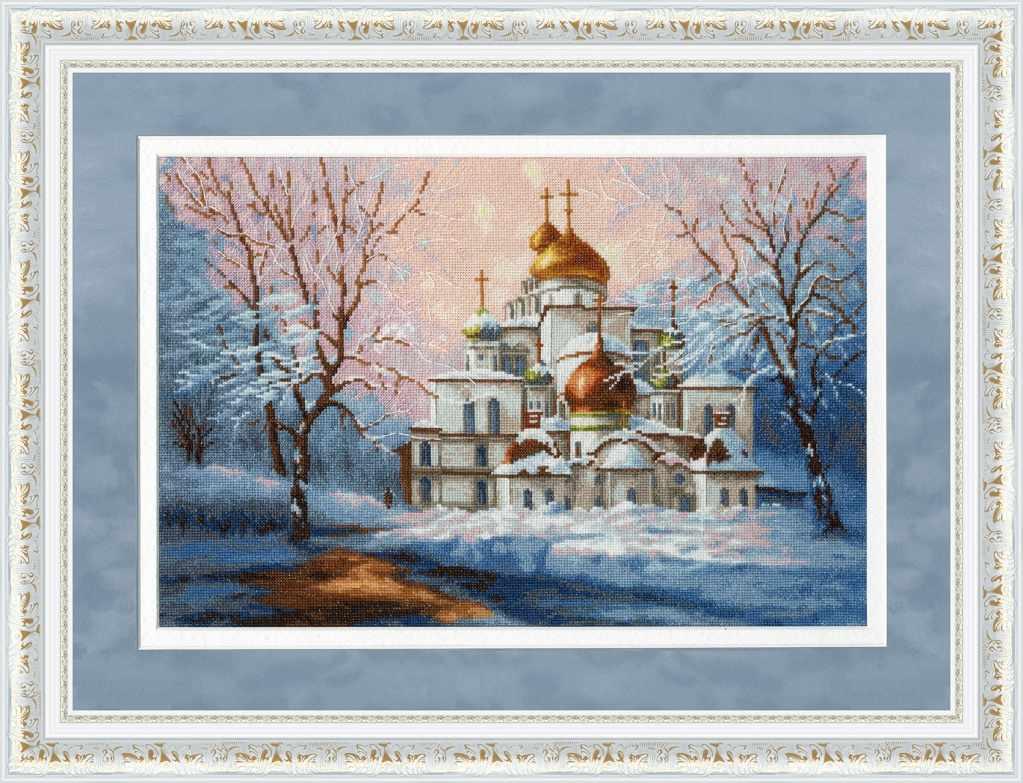 РП-12 Воскресенский собор Новоиерусалимского монастыря