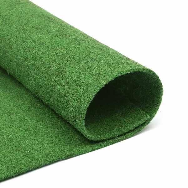 ИТ.Ш.910 Фетр шерсть 2,5мм 30х50см цв. 910/1539 зеленый