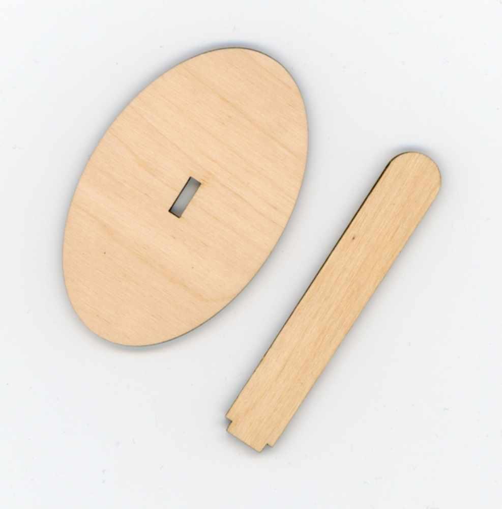 РА-008 подставка деревянная малая (МП Студия)