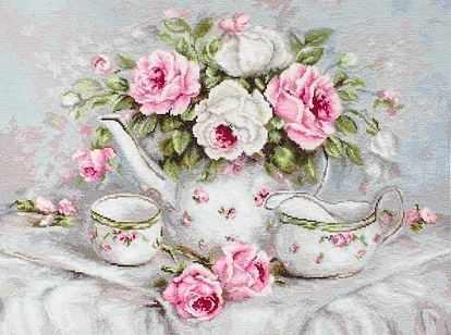 BA 2317 English Tea and Roses