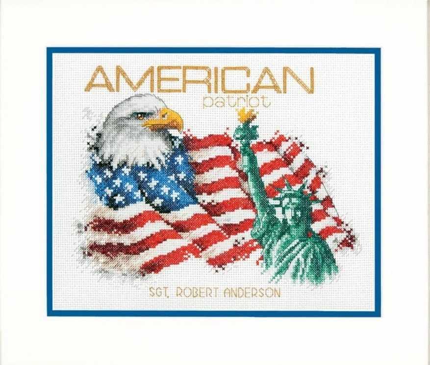 35363-DMS Патриот Америки