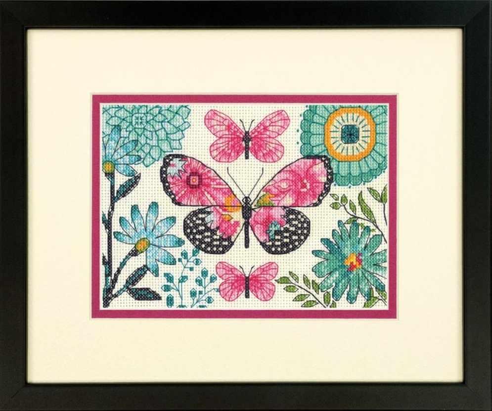 65178-DMS Мечта бабочки