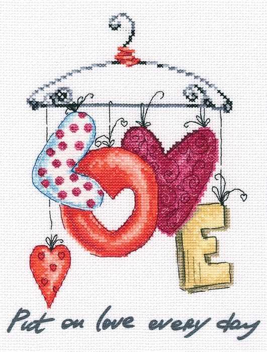 M70034 - Надевайте любовь каждый день
