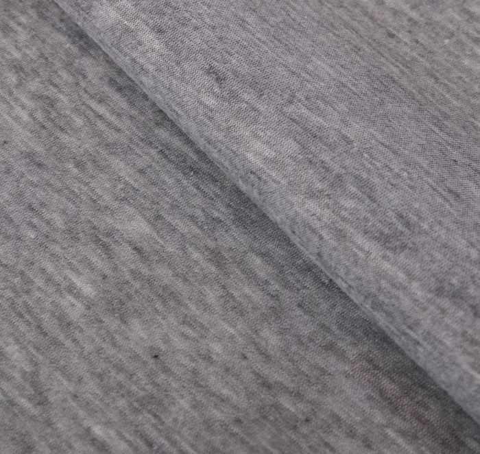 "2741979 Ткань Трикотаж ""Пепельно-серый"""