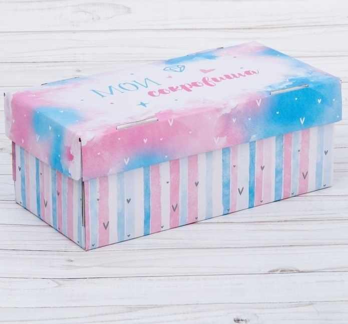 """2870920 Складная коробка для хранения """"Мечта"""""""