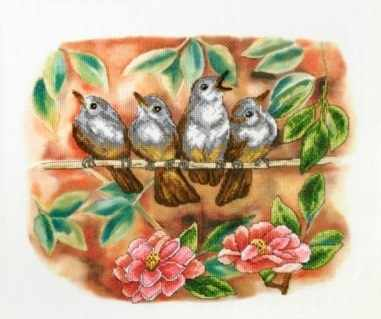 OR 8226 Певчие птички