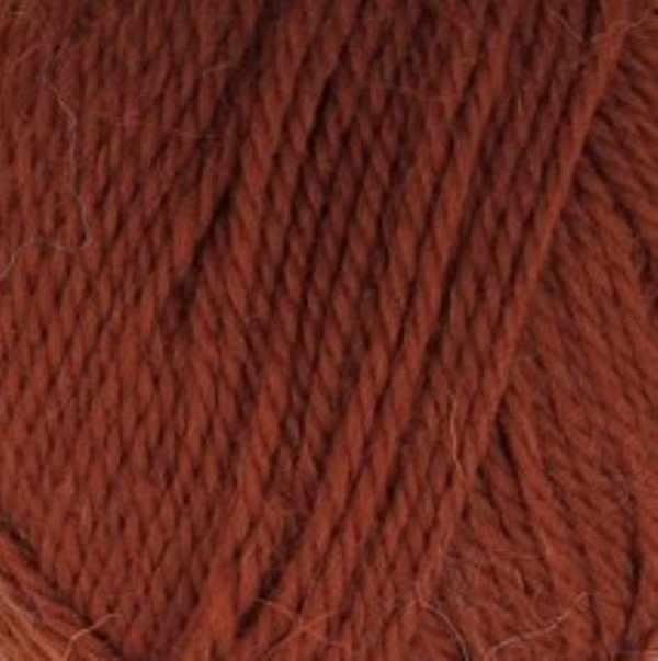 Пряжа Камтекс Аргентинская шерсть 100 г Цвет.112 Золотой