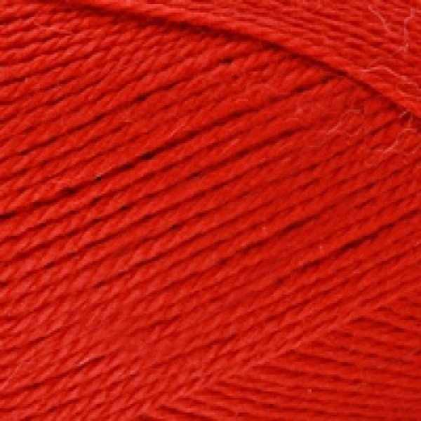 Пряжа Камтекс Аргентинская шерсть 100 г Цвет.46 Красный