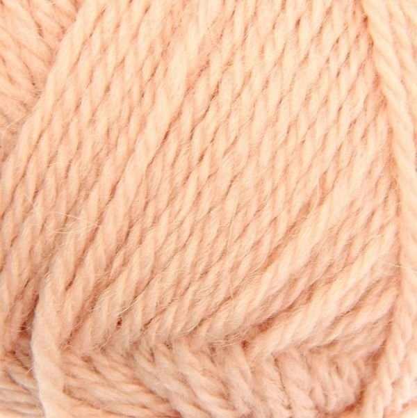 Пряжа Камтекс Аргентинская шерсть 100 г Цвет.151 Св. персик