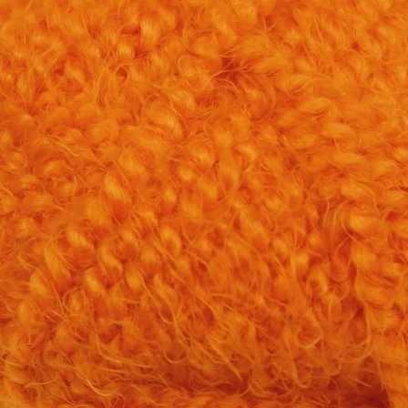 Пряжа Камтекс Лотос травка стрейч Цвет.35 Оранжевый
