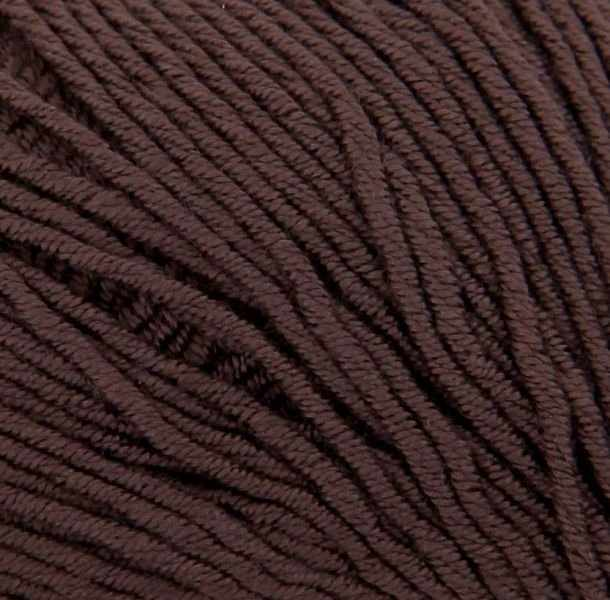 Пряжа Камтекс Лючия Цвет.233 Кофе