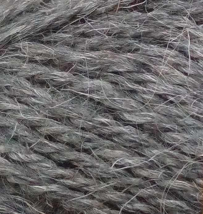 Пряжа Камтекс Натуральная шерсть Цвет.3 Черный