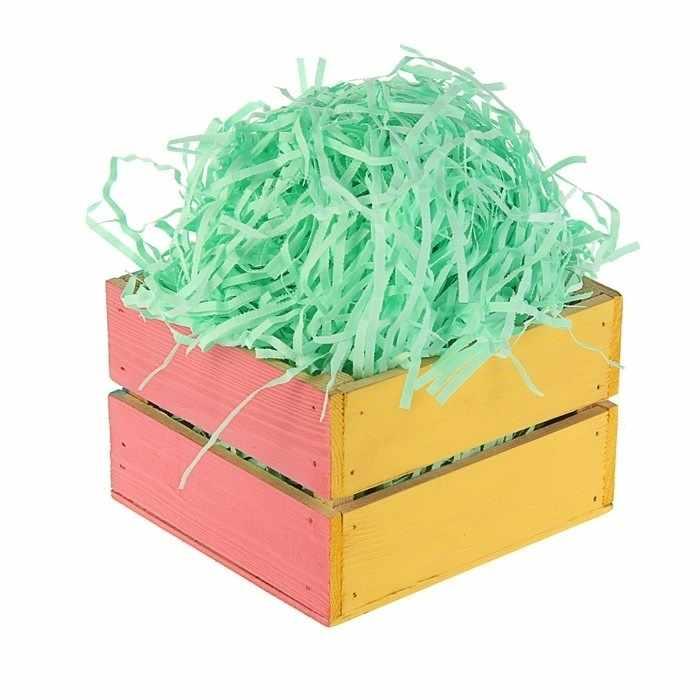2964979 Наполнитель бумажный зеленый, 100 гр