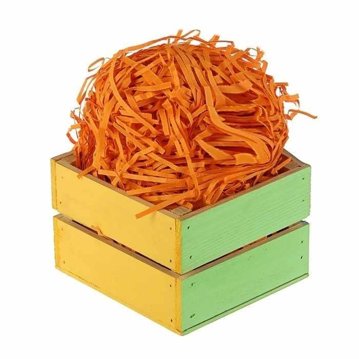 2964992 Наполнитель бумажный оранжевый, 50 гр