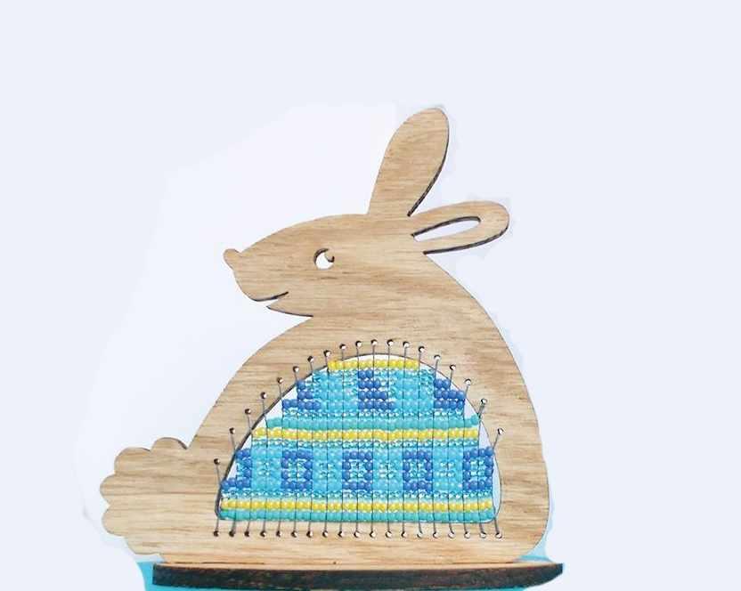 """""""Кролик"""" Набор для создания сувенира на подставке"""