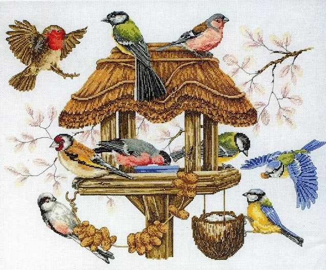 APC942 Кормушка для птиц