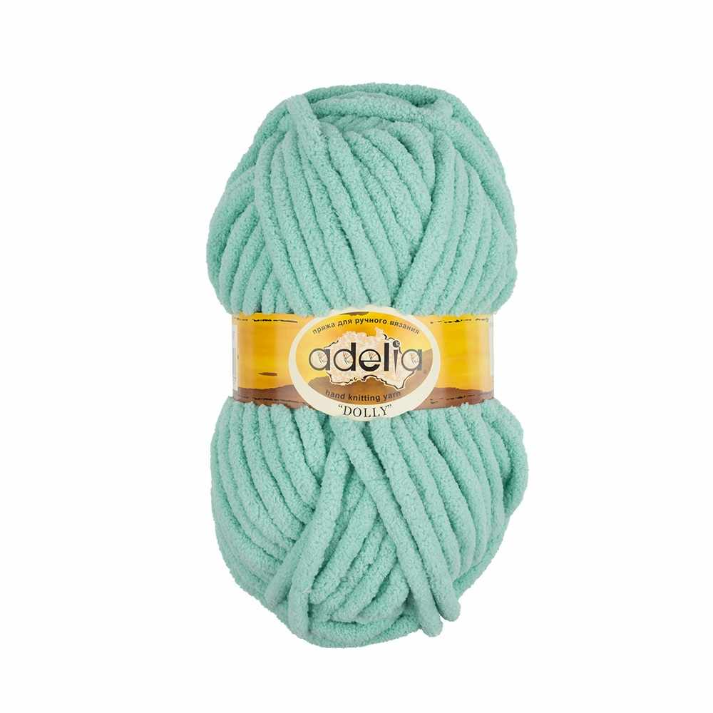 Пряжа Adelia Dolly 07 светло-зеленый