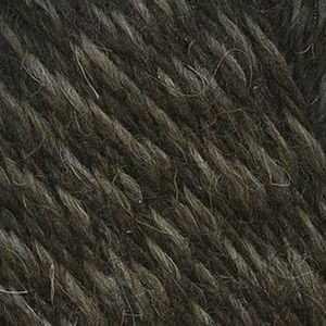 Пряжа Троицкая Деревенька Цвет.5071 Коричневый - натуральный