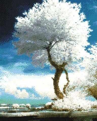 901603 Снежное дерево-1