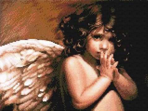 902211 Маленький ангел