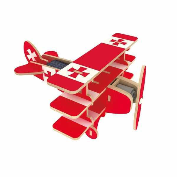 P250S Деревянные 3D пазлы Триплан, 17 деталей