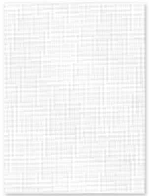 Канва Gamma KPLA-14 пластиковая 28х21 см, белый