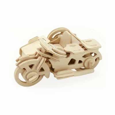 ROT-012 Пазл 3D, мотоцикл