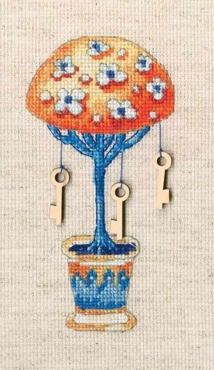 CBE9014 - Топиарий-дерево счастья