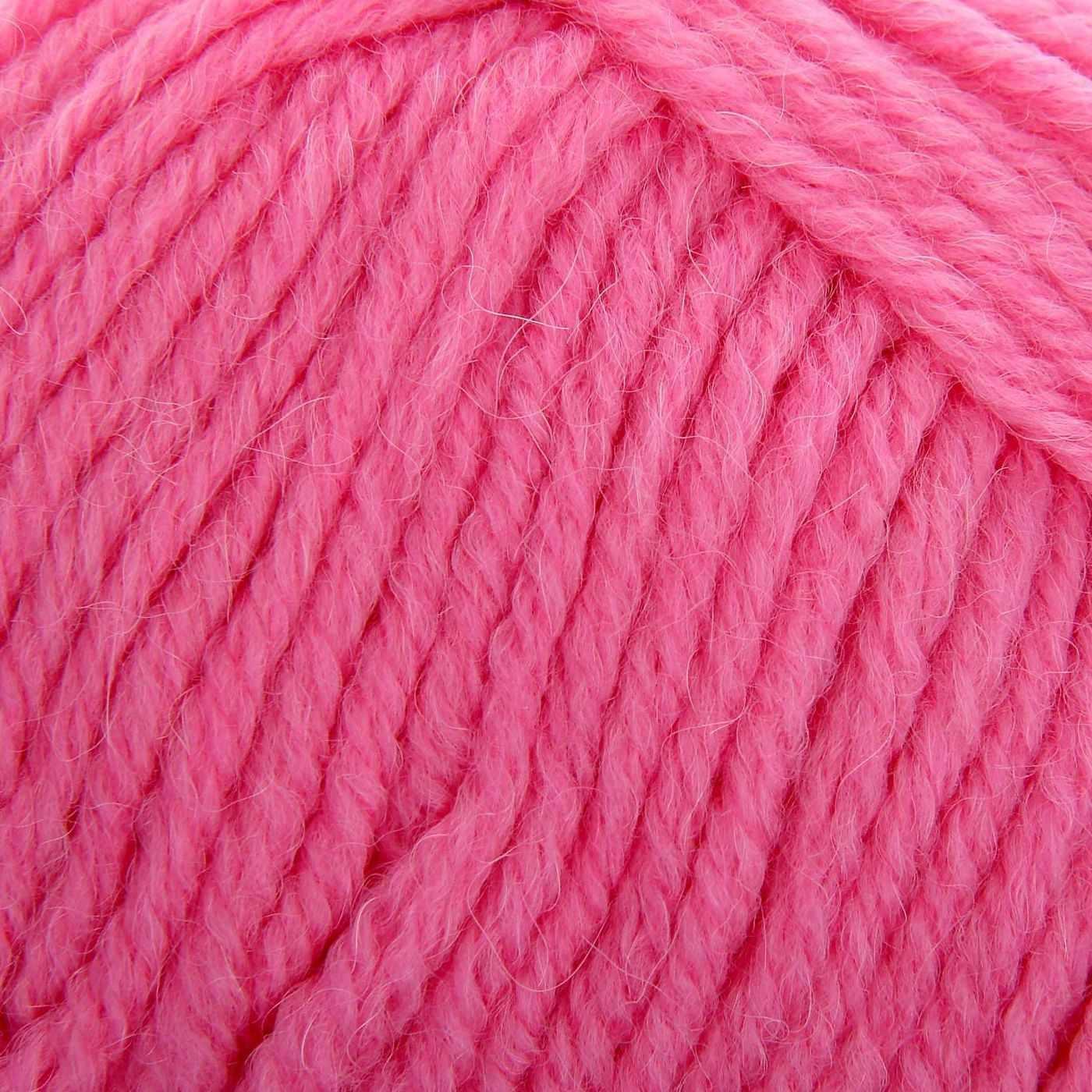 Пряжа Пехорка Уютная альпака Цвет.11 Яр.Розовый