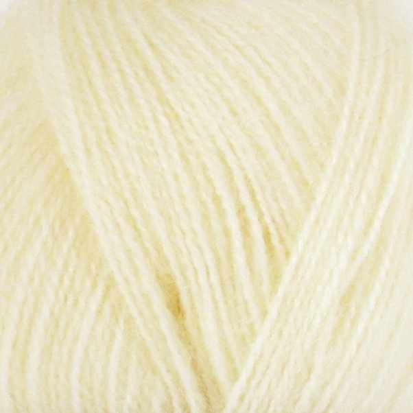 Пряжа Nako Mohair delicate Nako Цвет.6103 Молочный