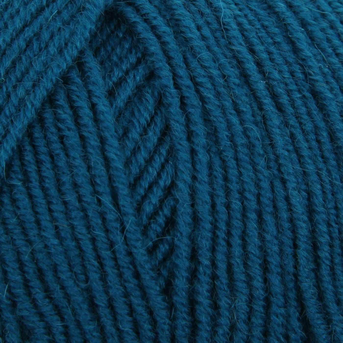 Пряжа  Удачная Цвет.14 Морская волна
