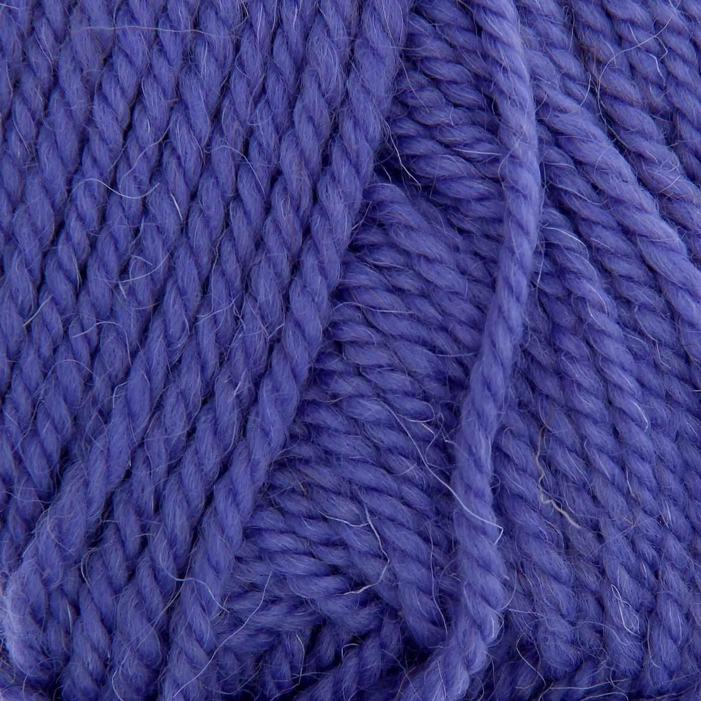 Пряжа Пехорка Зимний вариант Цвет.415 Кобальт