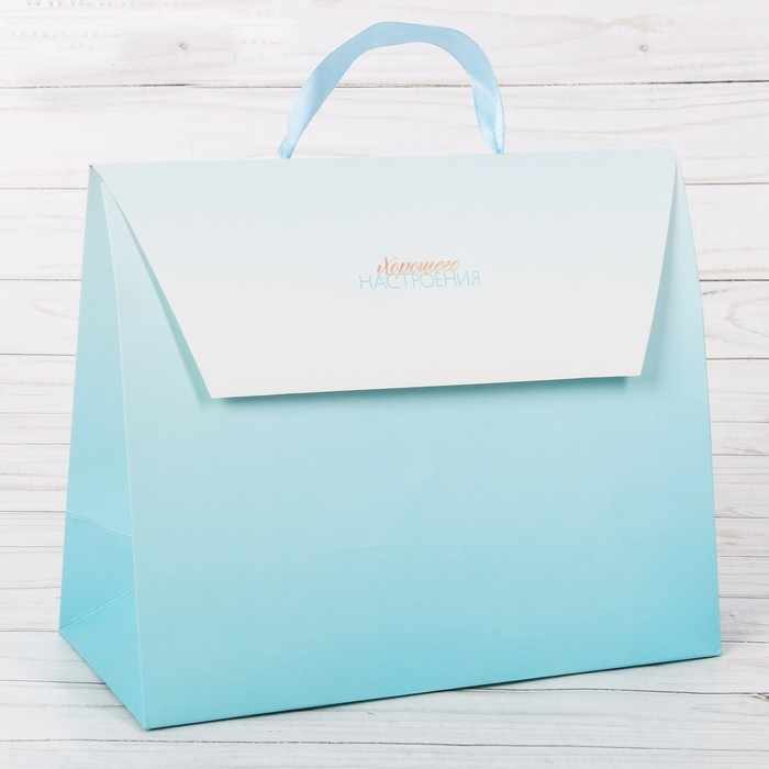 2929708 Пакет – сумка «Хорошего настроения»