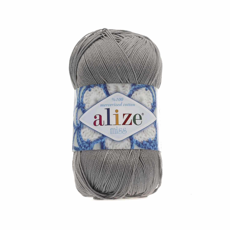 Пряжа Alize Miss Цвет.496 Т.пыль