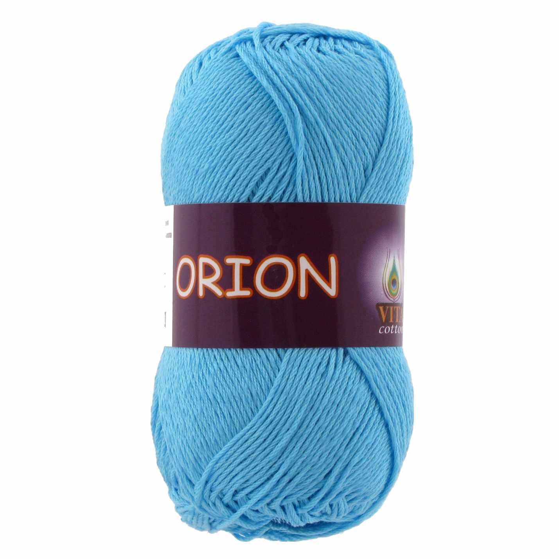 Пряжа VITA Orion Цвет.4561 Светло-бирюзовый